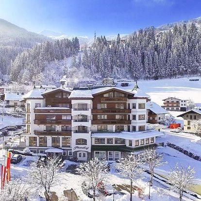 Rakousko - Zillertal na 4-11 dnů, polopenze