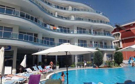 Bulharsko - Slunečné pobřeží letecky na 8-12 dnů, snídaně v ceně