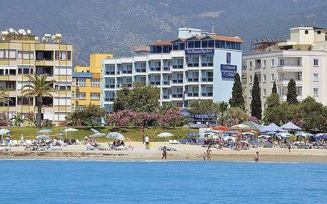 Turecko - Alanya letecky na 7-15 dnů, all inclusive