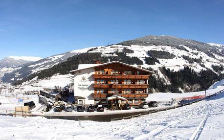 Rakousko - Zillertal na 4-10 dnů, polopenze