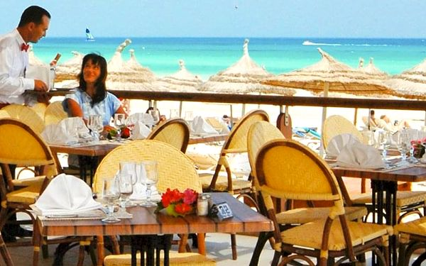 Hotel Djerba Plaza Thalasso & Spa, Djerba, letecky, all inclusive5