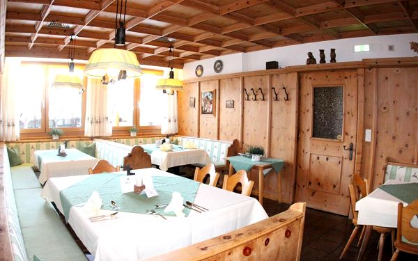 Alpenwohlfühlhotel Dörflwirt, Tyrolsko, vlastní doprava, polopenze5