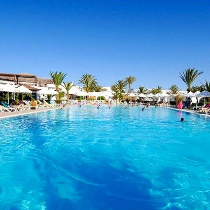 Tunisko - Djerba letecky na 8-23 dnů, all inclusive