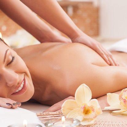 Dokonalá relaxace: 60minutová havajská či Bali masáž