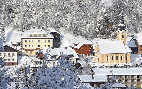 Bad Kleinkirchheim: 3* Hotel Kirchenwirt se snídaní