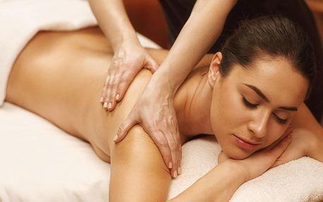 Thajská masáž dle výběru na 30–120 minut