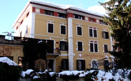 Itálie - Skirama Dolomiti Adamello Brenta na 8 dnů, polopenze