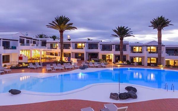 Aparthotel R2 Bahia Kontiki Beach, Lanzarote, letecky, snídaně v ceně2