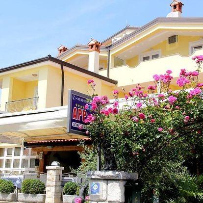Chorvatsko, Umag: Apartments and Rooms PUNTA