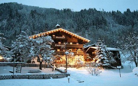 Rakousko - Kaprun - Zell am See na 8 dnů, polopenze