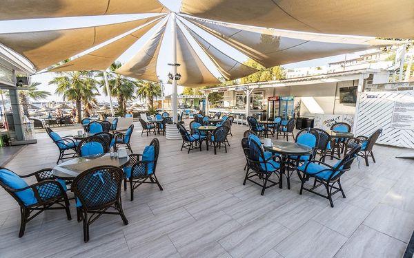 Hotel Ayaz Aqua Beach, Bodrum, letecky, all inclusive2