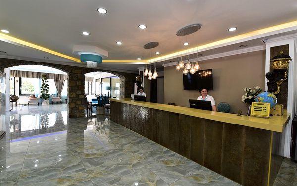 Hotel Ayaz Aqua Beach, Bodrum, letecky, all inclusive4