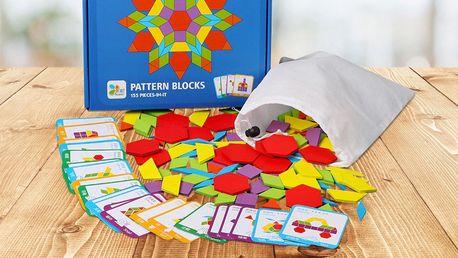 Tvořivé puzzle pro děti: sestavte, co vás napadne