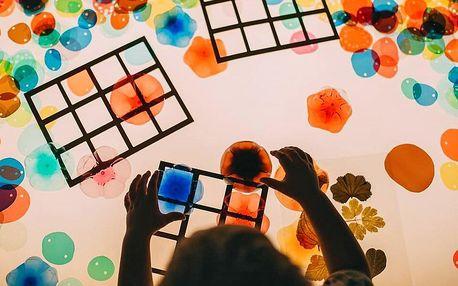 Vstupenky do muzea interaktivní zábavy v Hronově