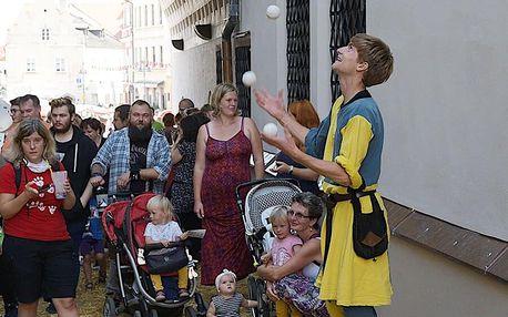 Kurz žonglování