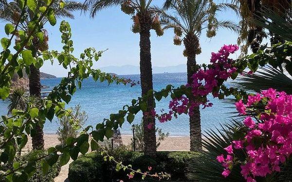 Hotel Mio Bianco Beach, Bodrum, letecky, all inclusive5