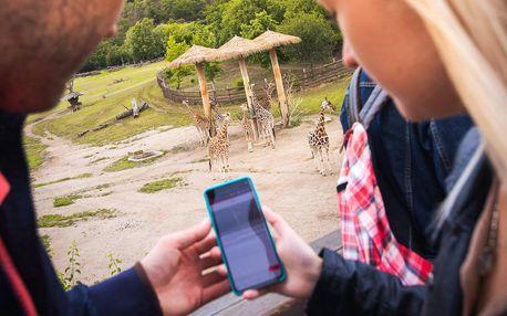 Venkovní hra v Zoo Lešná až pro 2 až 6 osob