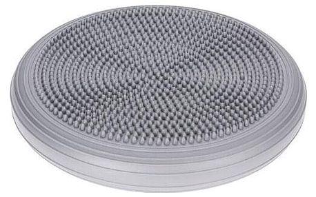 XQ Max Balanční podložka Yoga 33 x 6 cm, stříbrná