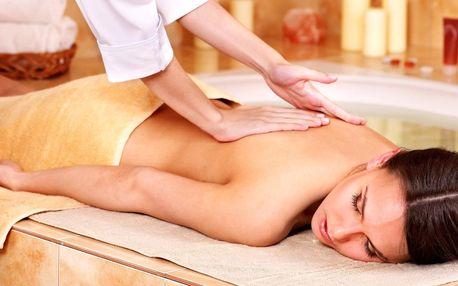 120 min. ve veřejném wellness vč. masáže pro 1 osobu