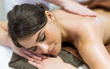 30–120 minut thajská masáž podle výběru pro jednoho