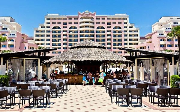 Hotel Dit Majestic Beach Resort, Burgas, letecky, ultra all inclusive2