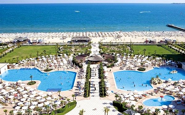 Hotel Dit Majestic Beach Resort, Burgas, letecky, ultra all inclusive4