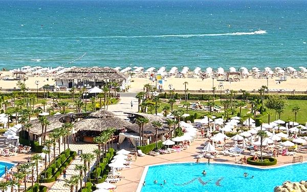 Hotel Dit Majestic Beach Resort, Burgas, letecky, ultra all inclusive5