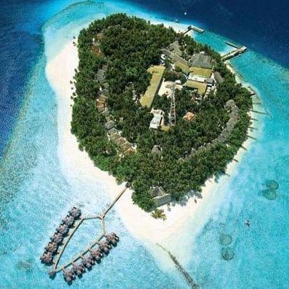 Maledivy - Jižní Atol Male letecky na 10-12 dnů