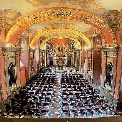 Sváteční koncert v Zrcadlové kapli Klementina