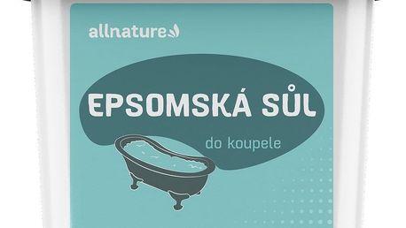 Allnature Epsomská sůl 5 kg