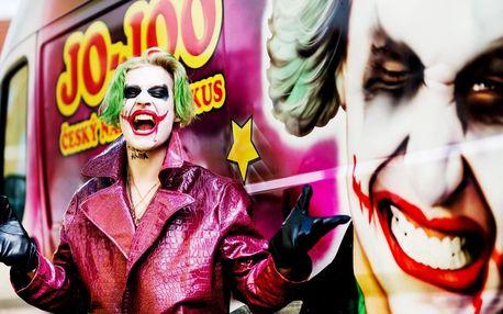 Vstupenky do cirkusu plného superhrdinů