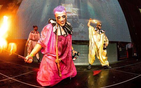Ohana Horor Cirkus: vstupenky na novou show