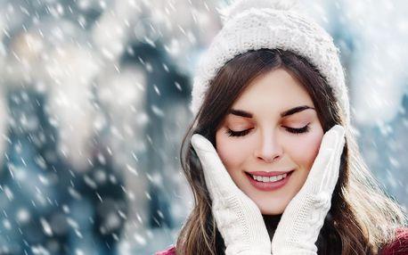 Perleťová pleť: zimní kosmetický balíček