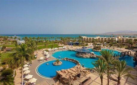 Egypt - Soma Bay letecky na 11 dnů, all inclusive