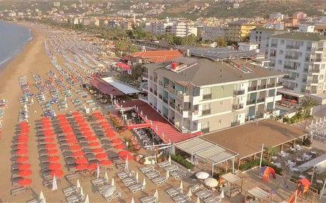 Turecko - Alanya letecky na 8-12 dnů
