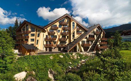 Komfortní wellness pobyt v Jasné pod Chopkom - Hotel Pošta ****