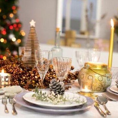 Mariánské Lázně: Vánoce a Silvestr v Hotelu Kriváň **** s polopenzí, wellness, procedurami a programem