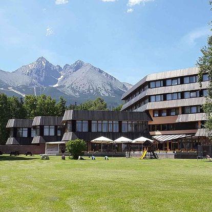 Aqua pobyt s denním vstupem do hotelového vodního a saunového světa, Vysoké Tatry