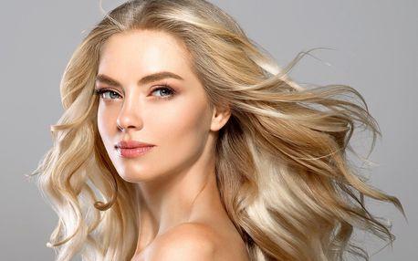 Střih i s melírem pro všechny délky vlasů