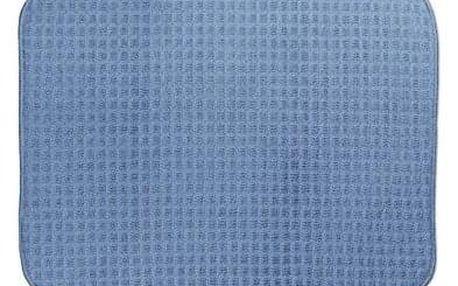 Kela Odkapávací podložka na nádobí RAPIDA, modrá