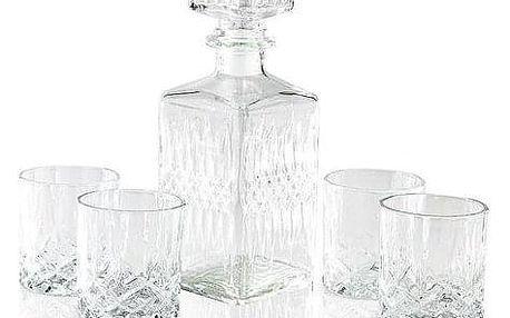 Berlinger Haus 5dílná sada Whiskey, 900 ml