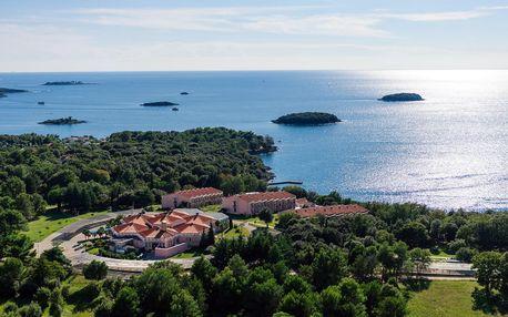 Chorvatsko - Istria na 15 dnů, all inclusive