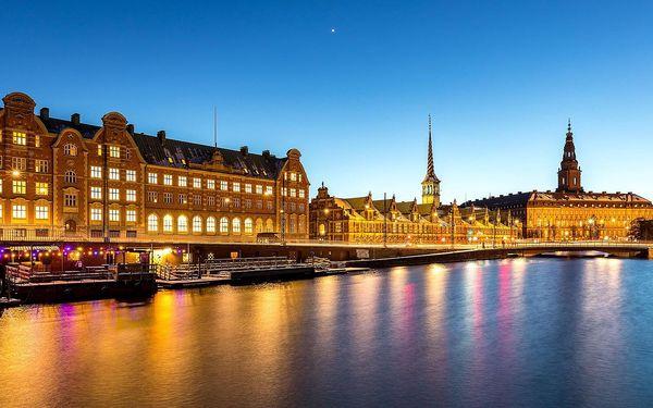 Adventní výlet do Kodaně: prohlídka města i trhy