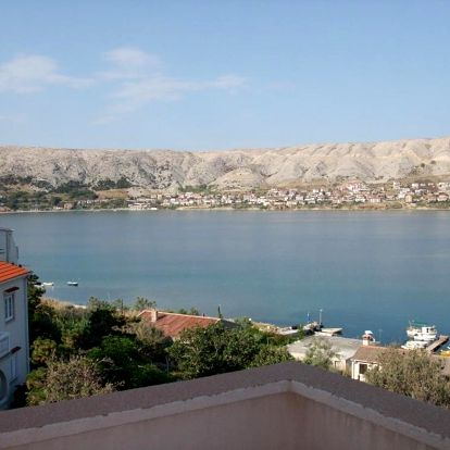 Chorvatsko, Pag: Apartments Marija