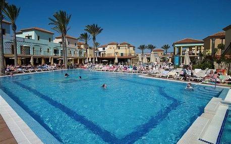 Španělsko - Fuerteventura letecky na 11 dnů