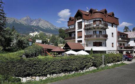 Víkend pro dva v Tatranské Lomnici - Resort Beatrice