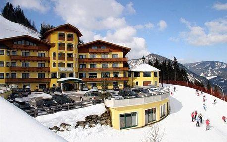 Rakousko - Schladming - Dachstein na 5-8 dnů, polopenze