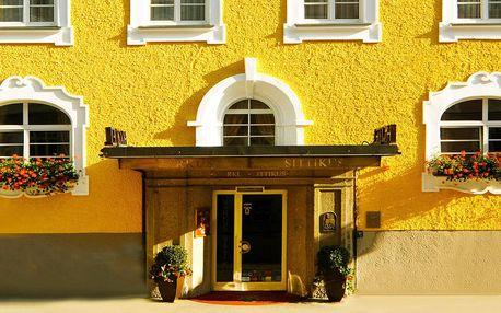 Salzburg: 4* Hotel Markus Sittikus se snídaní v centru