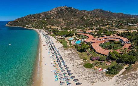 Itálie - Sardinie: Cormoran Hotel