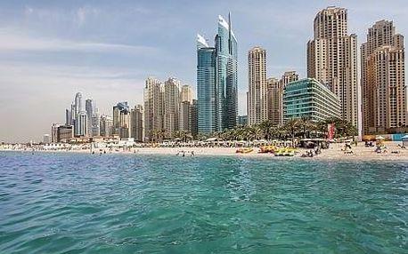 Hilton Dubai Jumeirah Beach, Arabské emiráty